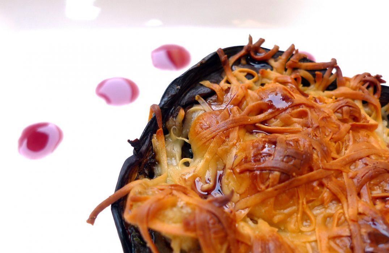 Berenjenas rellenas de carne picada blog de cocina - Berenjena rellena de carne ...