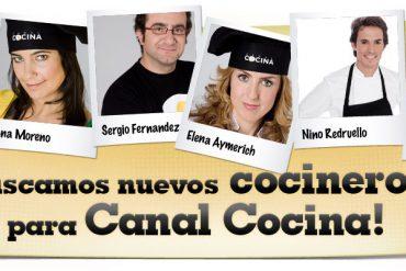 Canal Cocina Busca Cocineros