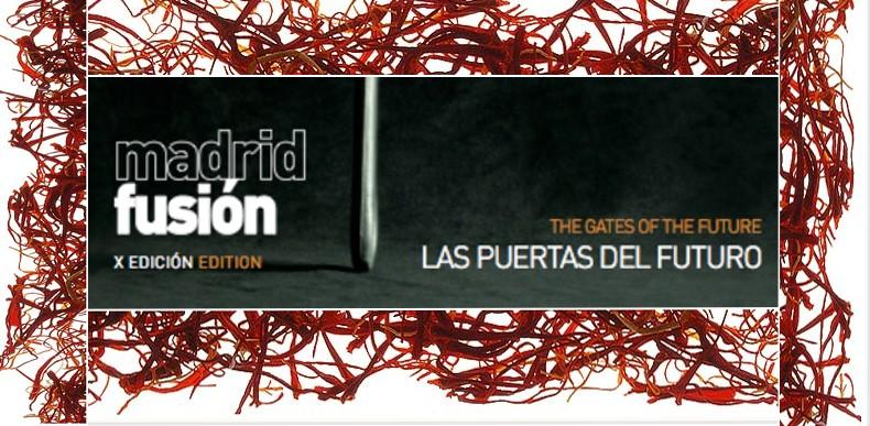Madrid Fusión 2012, las puertas del futuro