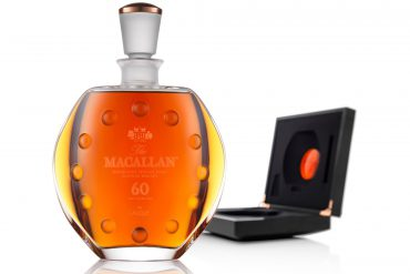 The Macallan 60 Years Old in Lalique