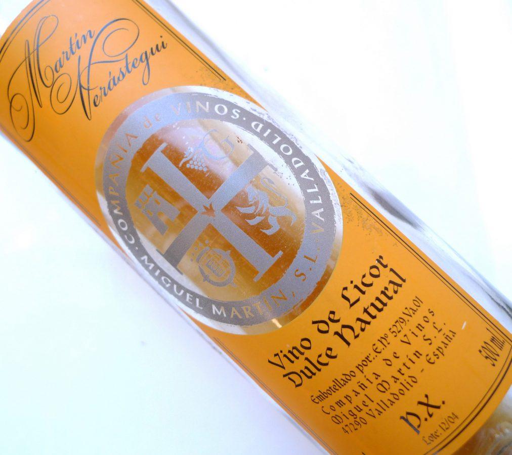 vino de licor dulce natural