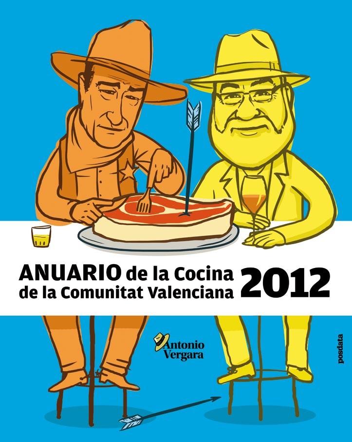 Anuario De La Cocina De La Comunitat Valenciana 2012