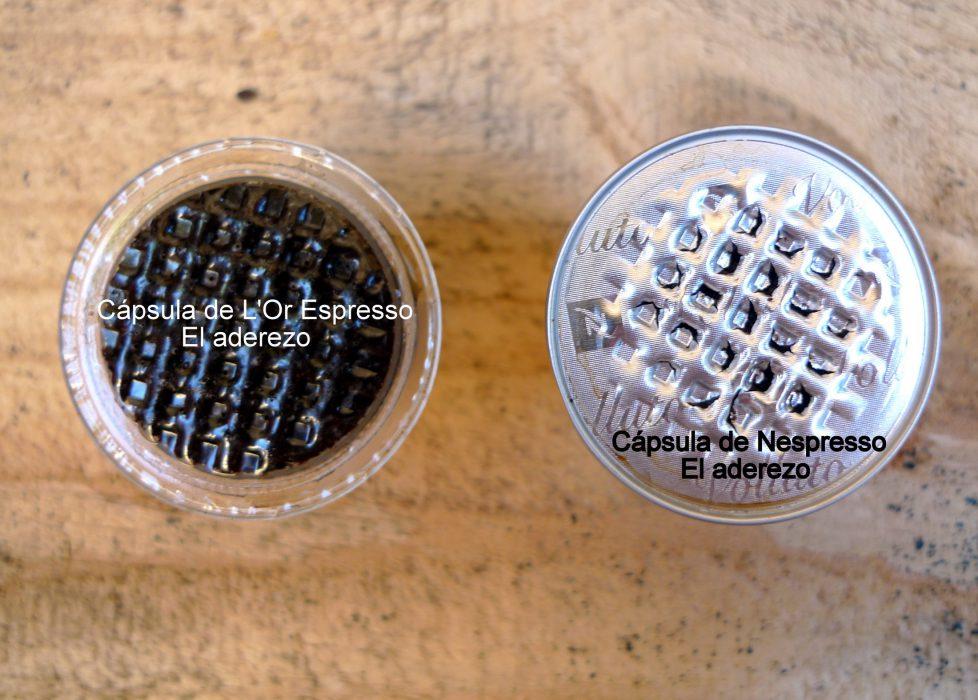 Cápsulas de café L'Or Espresso y Nespresso