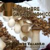 Noviembre gastronomico en Valladolid