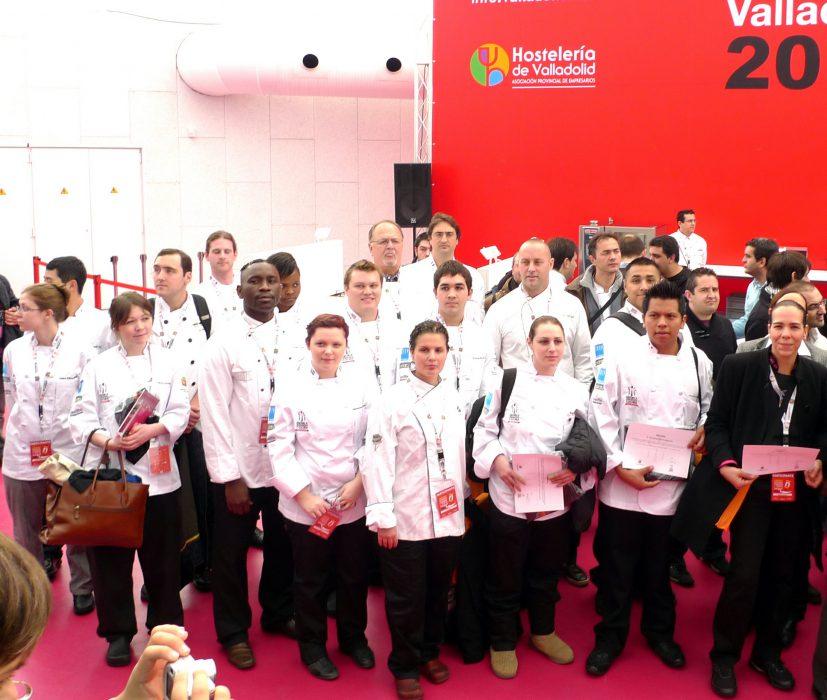 Participantes III Concurso Internacional de la Tapa