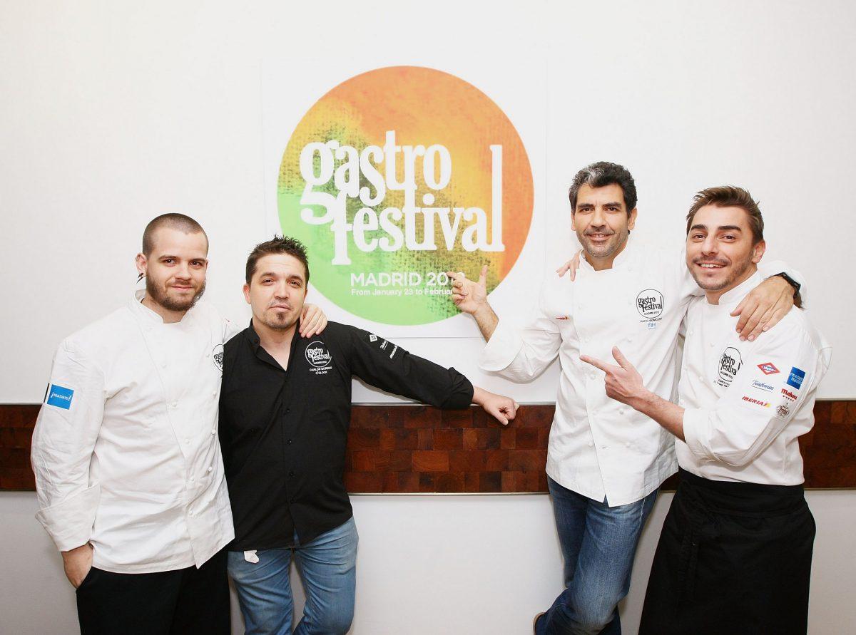 Presentación en Nueva York de Gastrofestival 2012