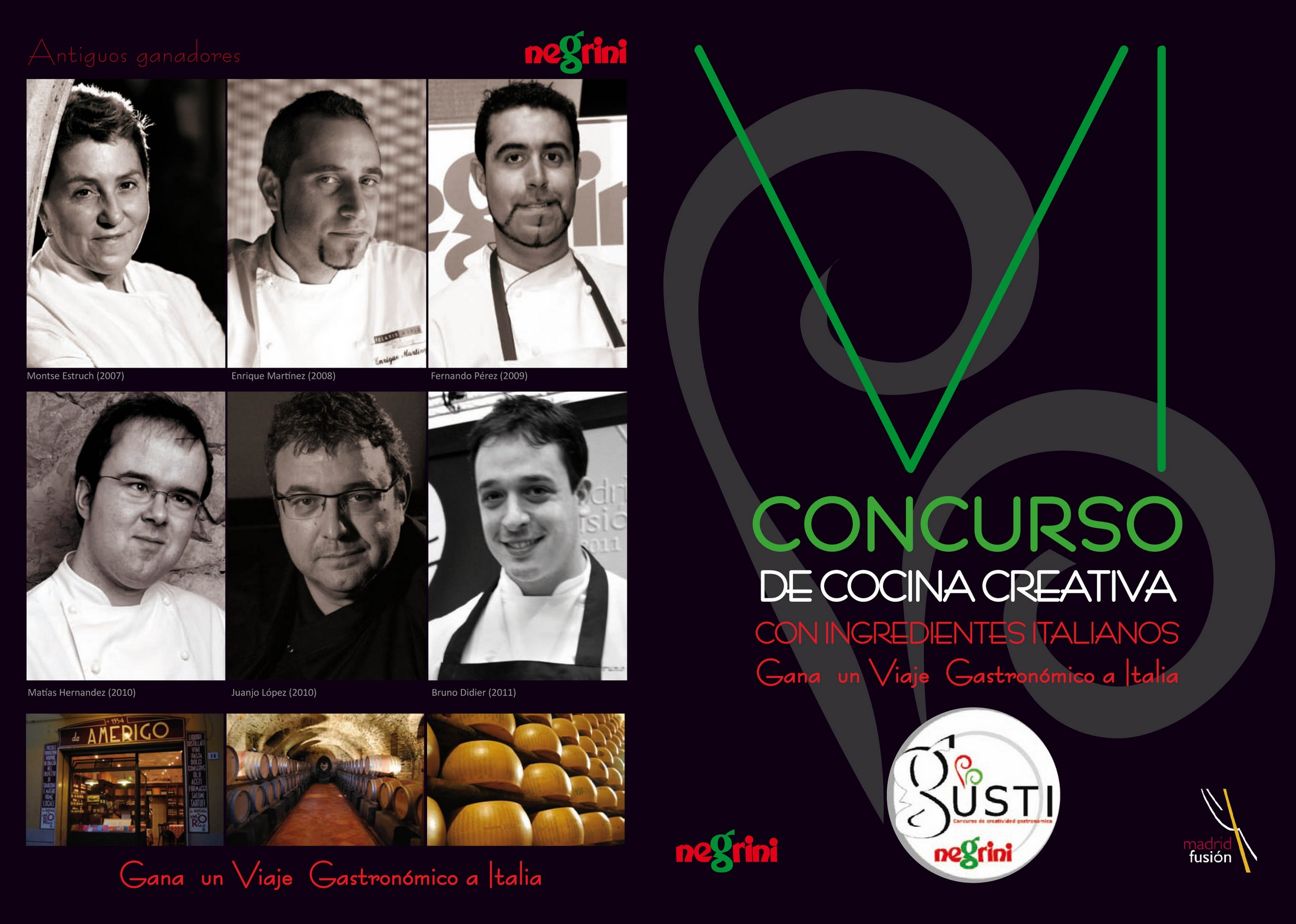 Concurso Cocina Creativa Madrid Fusion 1