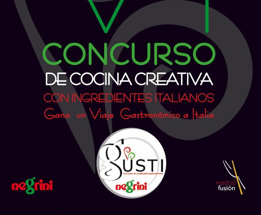 Concurso Cocina Creativa Madrid Fusion
