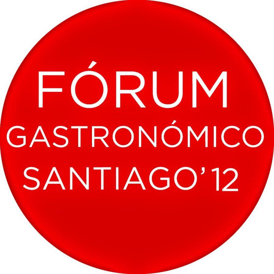 Fórum Gastronómico Santiago 2012