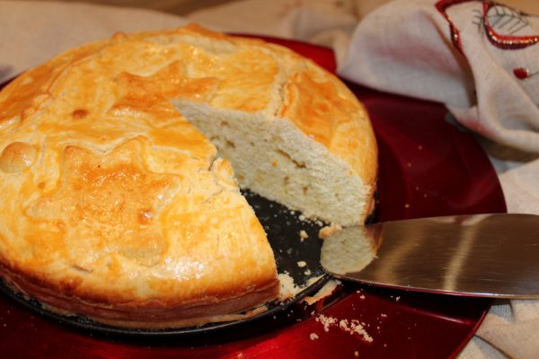 Vasilopita o Pan dulce de Año Nuevo