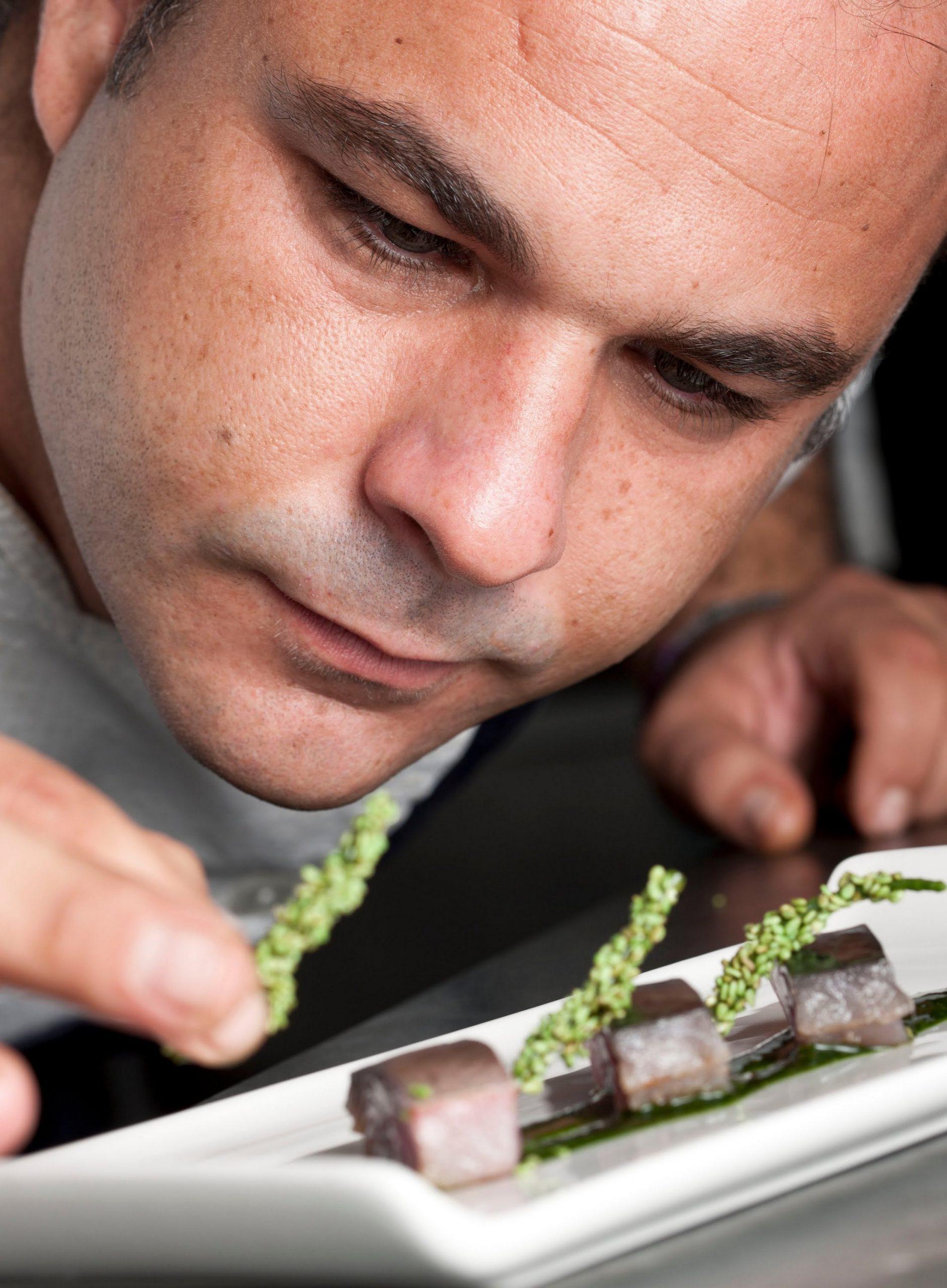 Ángel León Chef