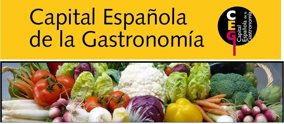 capital española de la gastronomia 2012