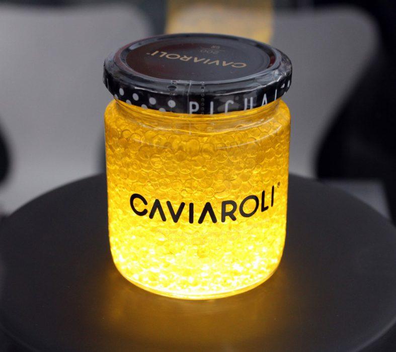 caviaroli-caviar de aceite de oliva