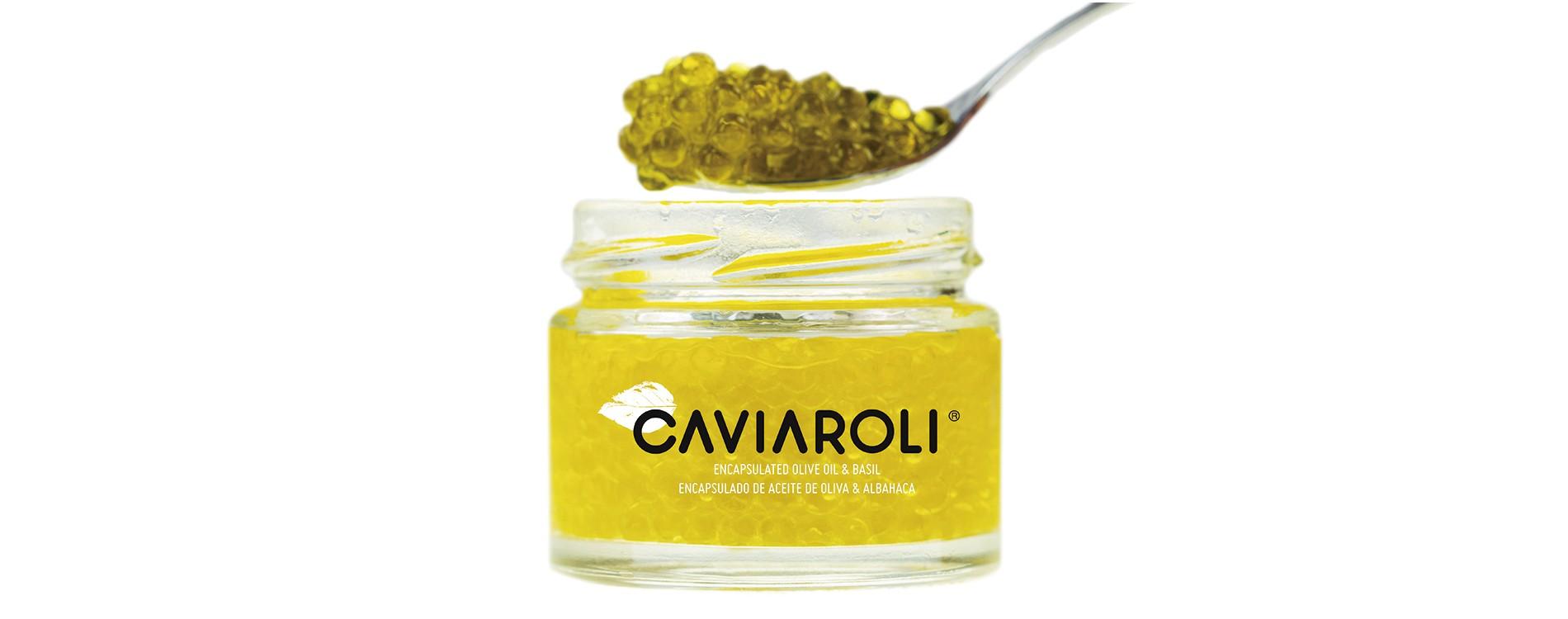 Caviaroli Caviar de Aceite de oliva