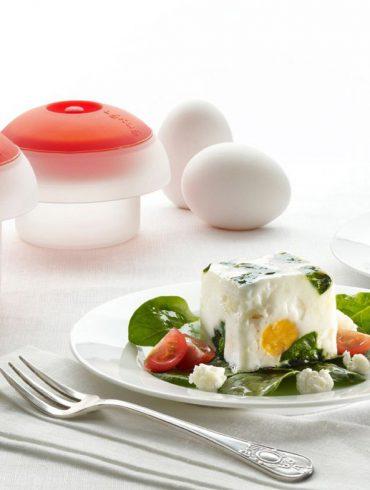 OVO, el molde de silicona de Lékué