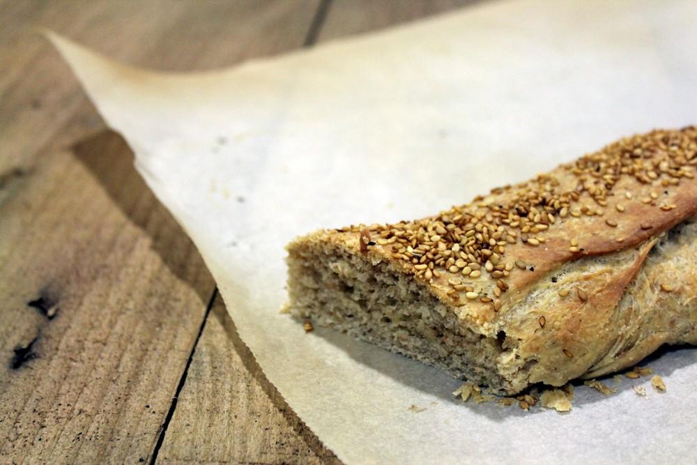 Barra de pan de centeno-3