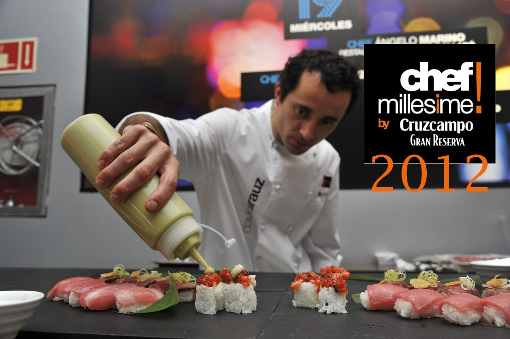 Chef millesime by cruz campo 2012