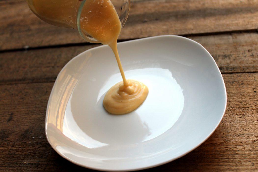 crema de manzana 1