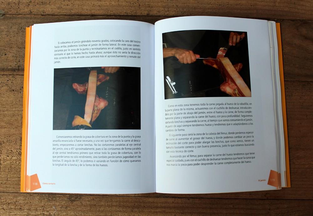 El  libro del jamon