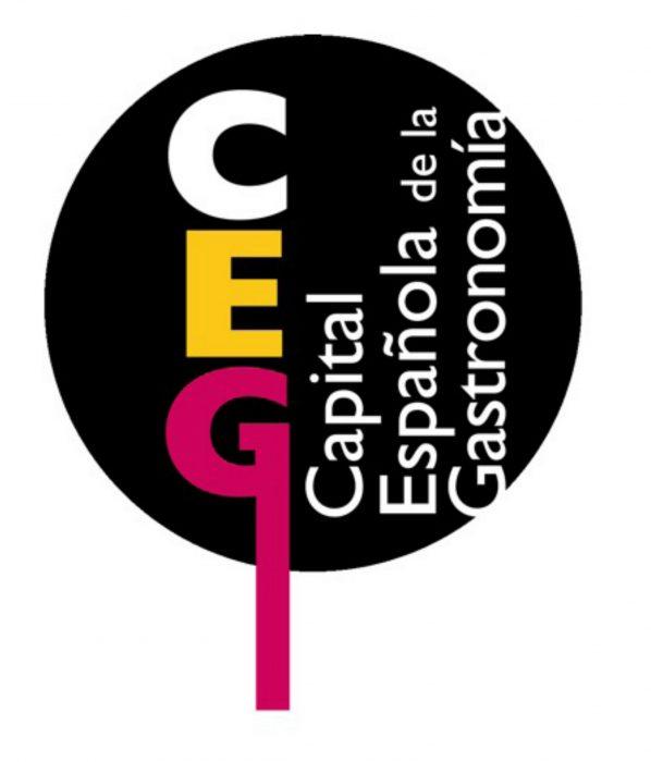 LOGO Capital Española de la Gastronomía