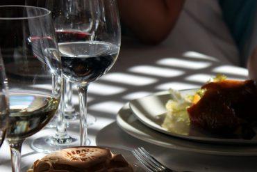 Menú Bloger Gastronómico en Cascajares
