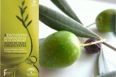 X encuentro internacional de la cocina del aceite de oliva