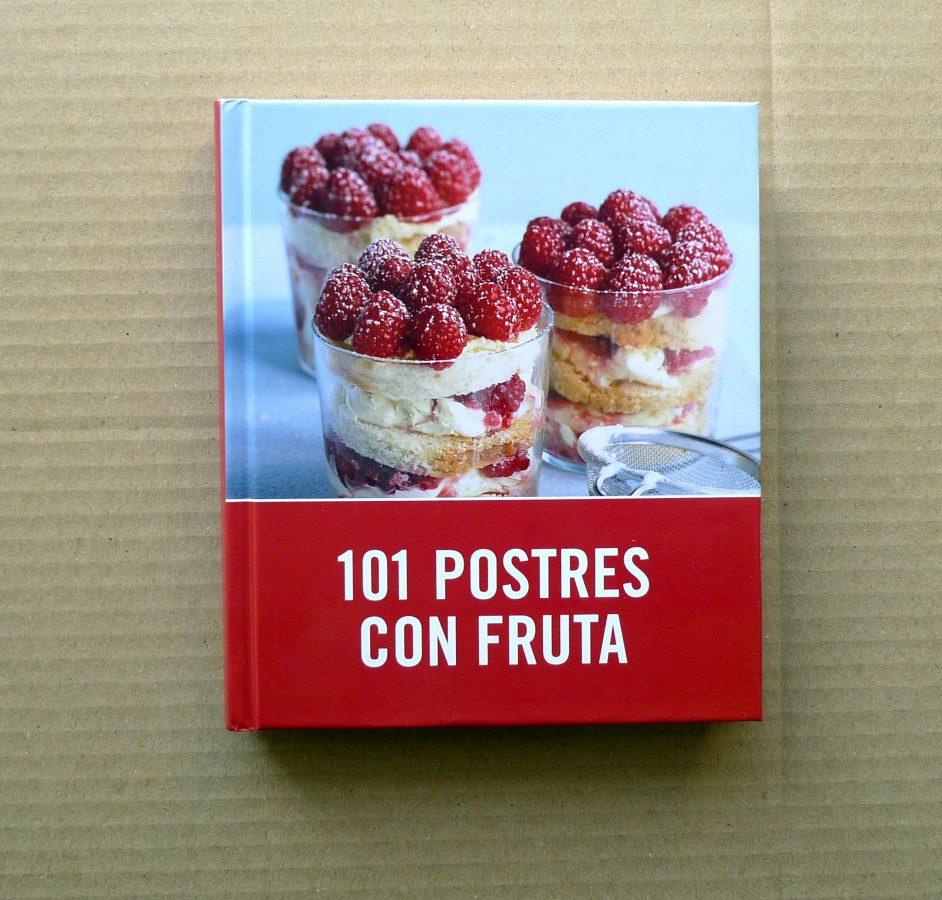 101 Postres con fruta - Grijalbo