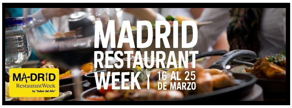 madrid restaurant week 2012