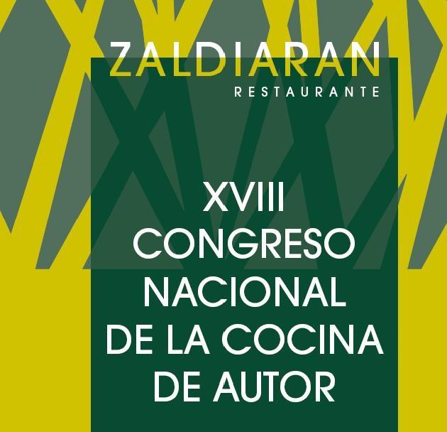 congreso nacional de la cocina de autor