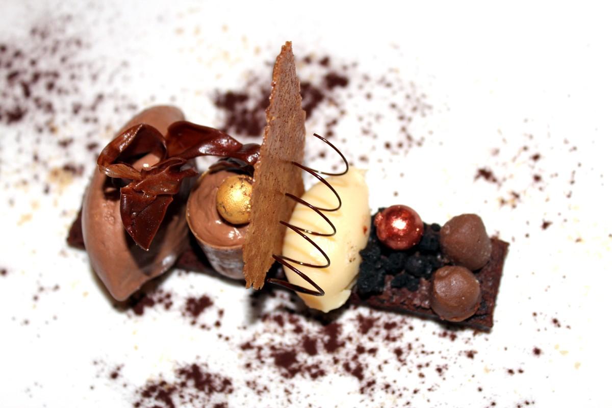 Chocolates con licores