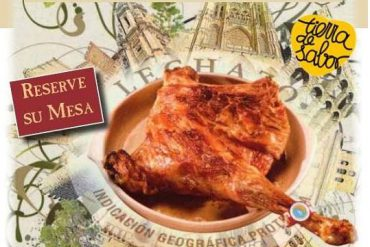 encuentros gastronomicos del lechazo asado de castilla y leon 2012
