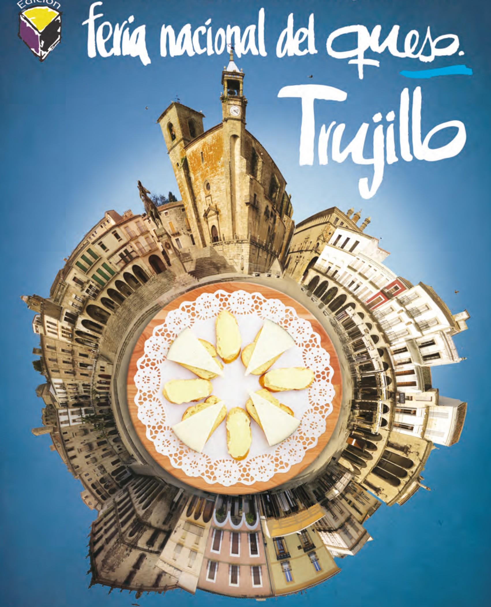 Feria de queso de Trujillo