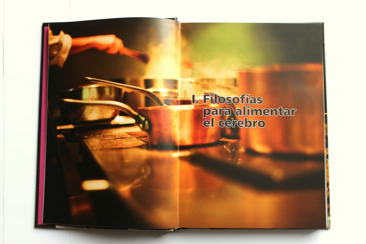 Santi Santamaria - Una reivindicación del buen comer-1