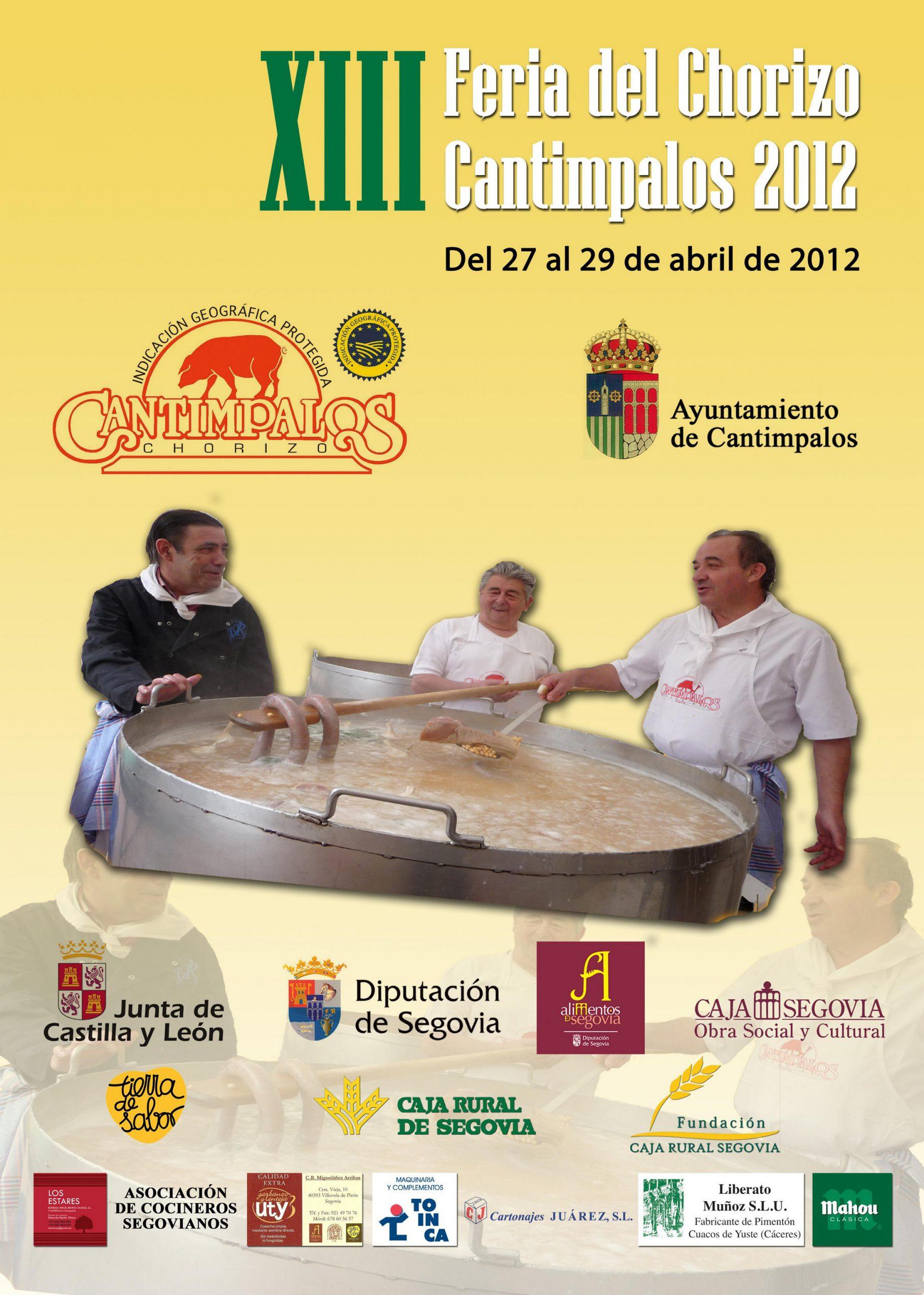 XIII Feria del Chorizo de Cantimpalos