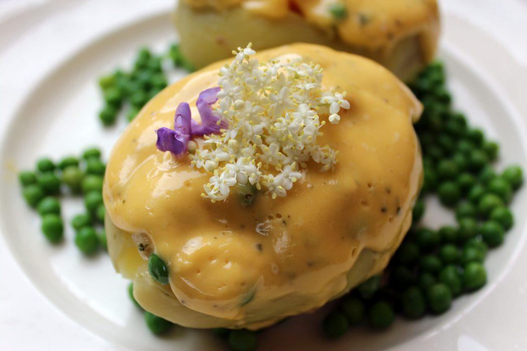 Patatas rellenas de verduras 4