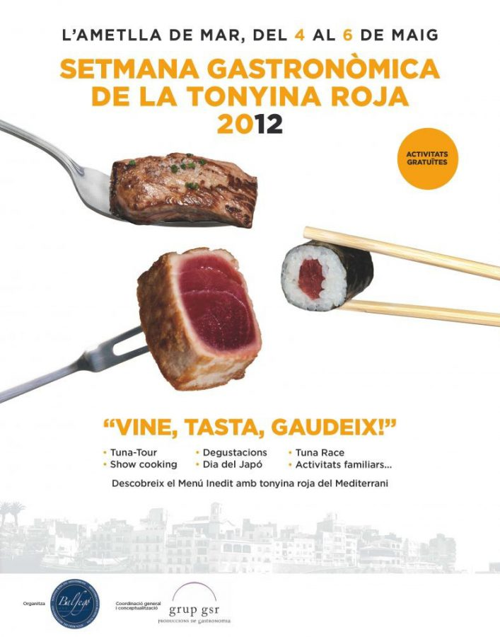 Semana Gastronomica del Atún Rojo 2012