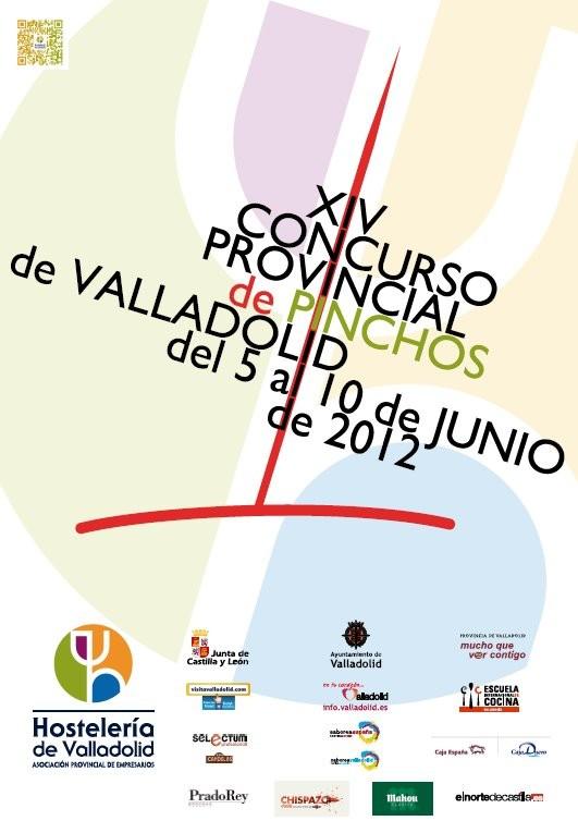 XIV Concurso provincial de pinchos de valladolid