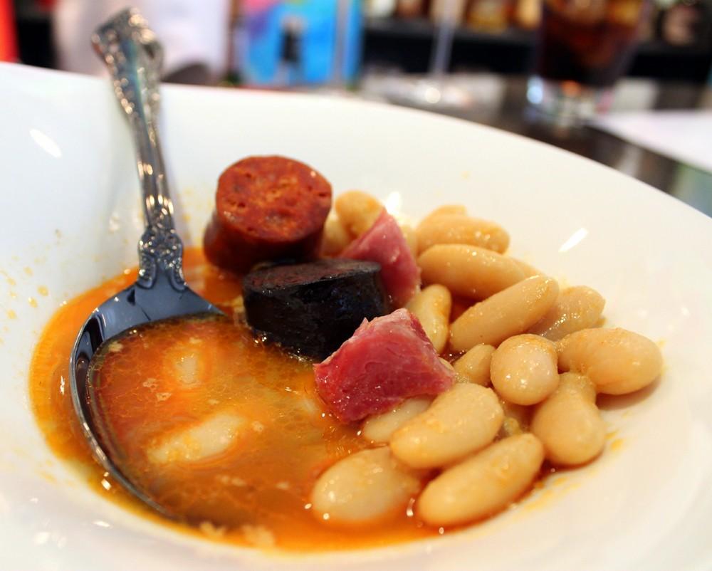 Fabada Asturiana de Casa Gerardo