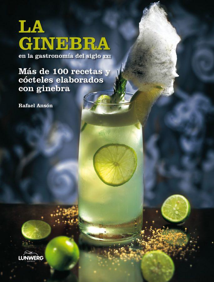 Portada del libro La ginebra en la gastronomía del siglo XXI
