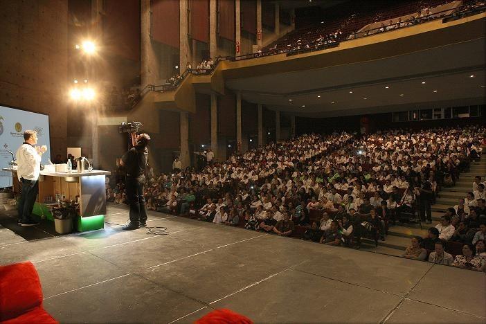 participantes madrid fusion mexico 2012