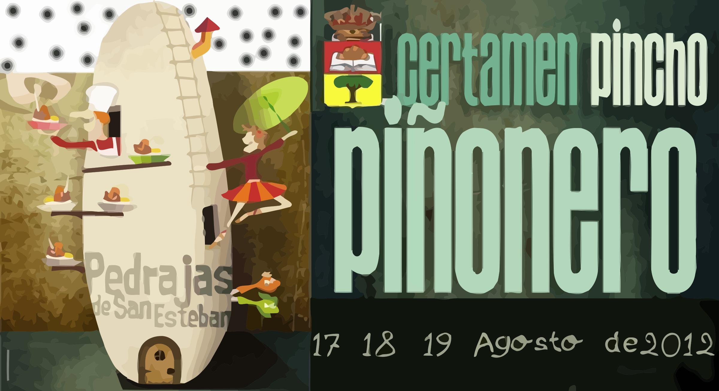 Pincho Piñonero 2012