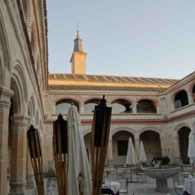 Claustro del convento de San Antonio el Real