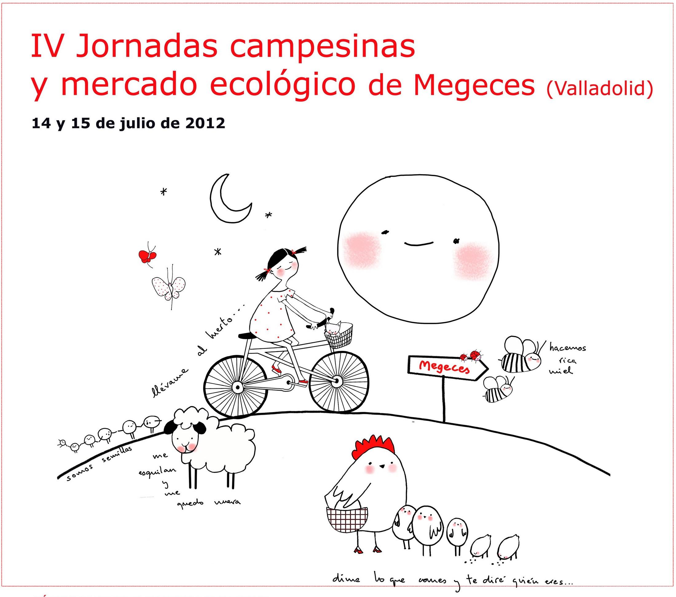 IV Jornadas Campesinas y el Mercado Ecológico de Megeces