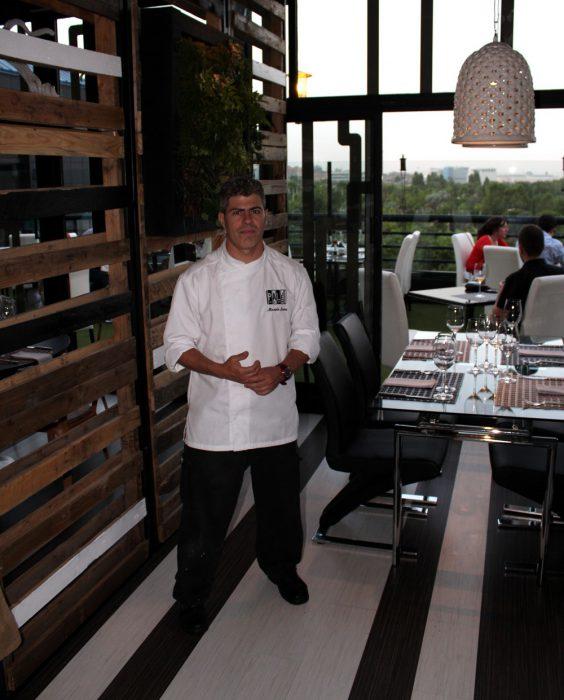 Manolo Lucas - Chef Restaurante Palé