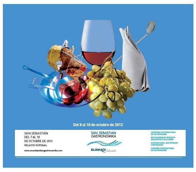 portada san sebastian gastronomika 2012