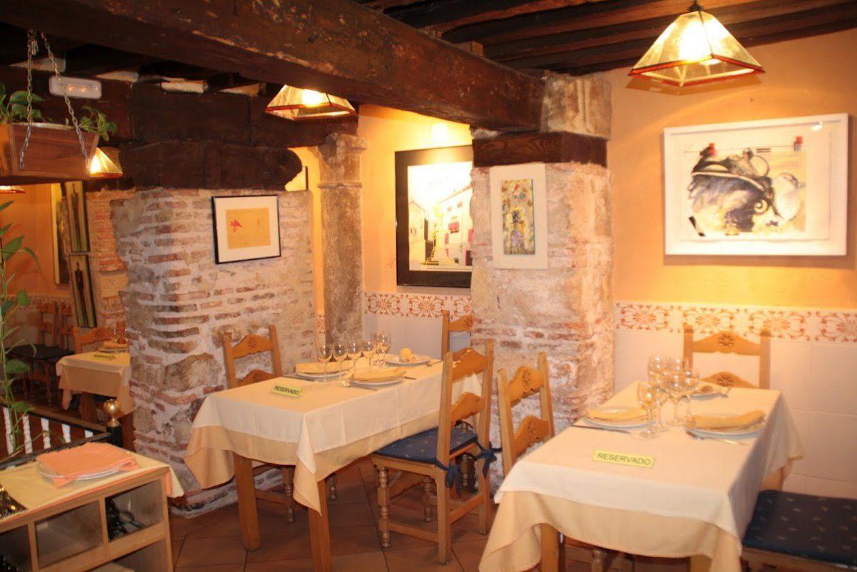 Comedor del Restaurante El Narizotas