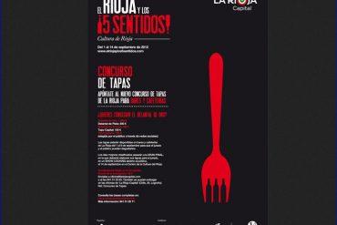 Concurso de tapas de la rioja 2012