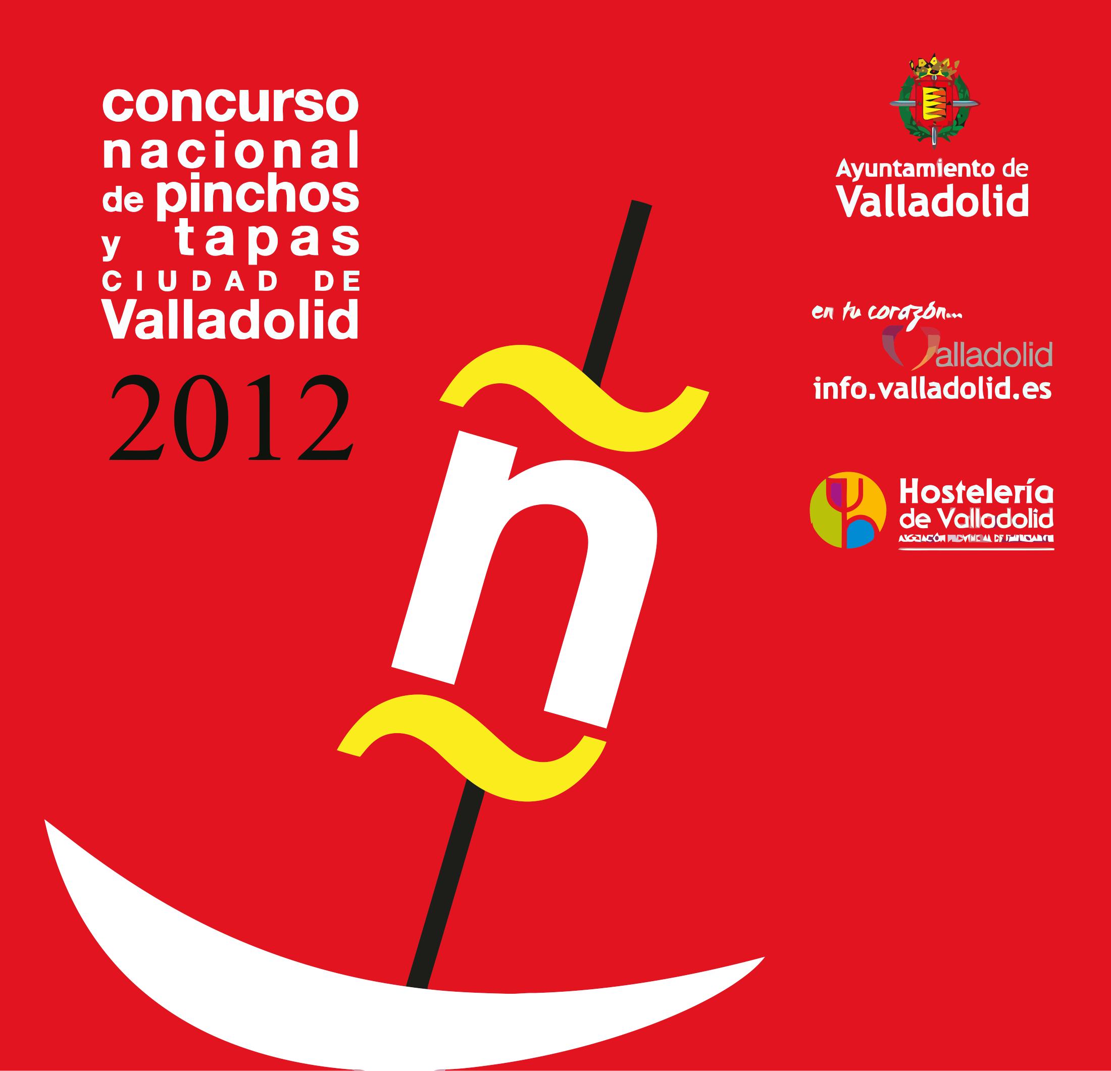 Concurso Nacional de Pinchos Valladolid 2012