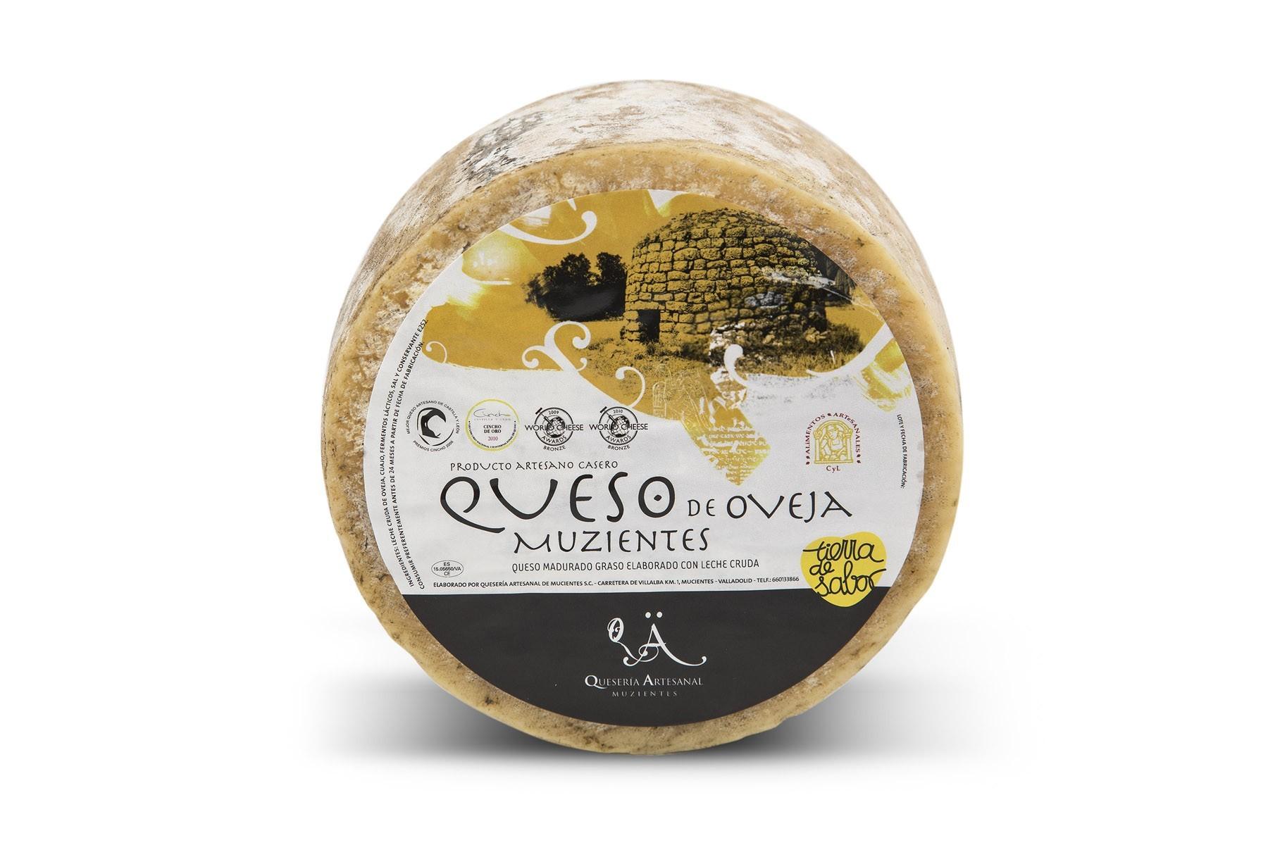 Queso de Mucientes, el mejor queso artesano