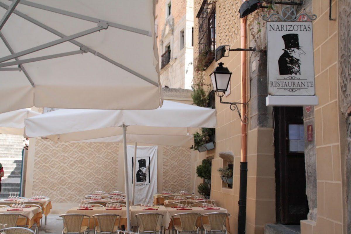 Restaurante Narizotas en Segovia